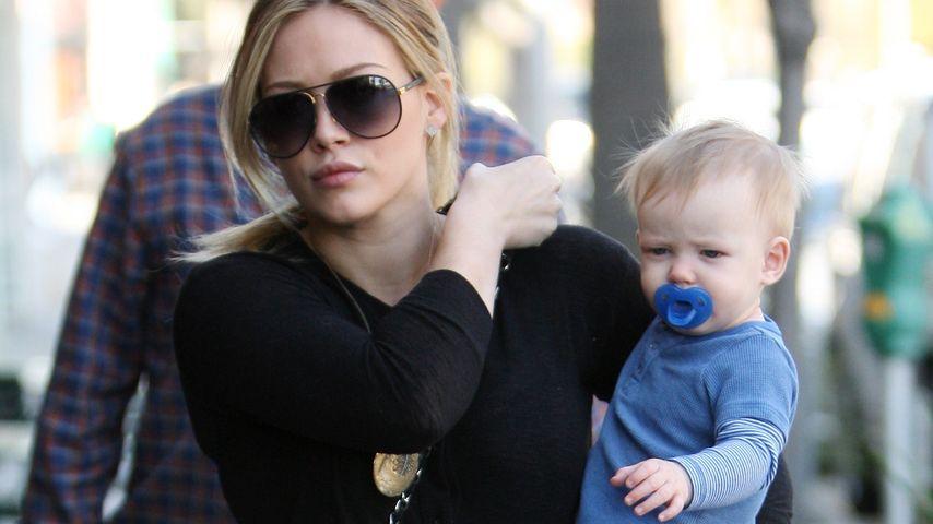 Hilary Duff meckert: Paparazzi sind scheiße!