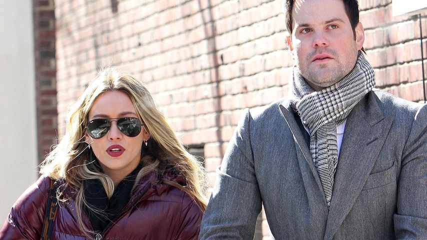 "Hilary Duff & ihr Ex als ""Happy Family"" unterwegs"