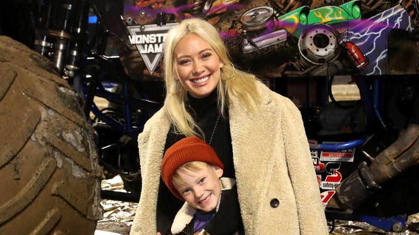 Hilary Duffs Sohn soll seine Schulrückkehr selbst bestimmen