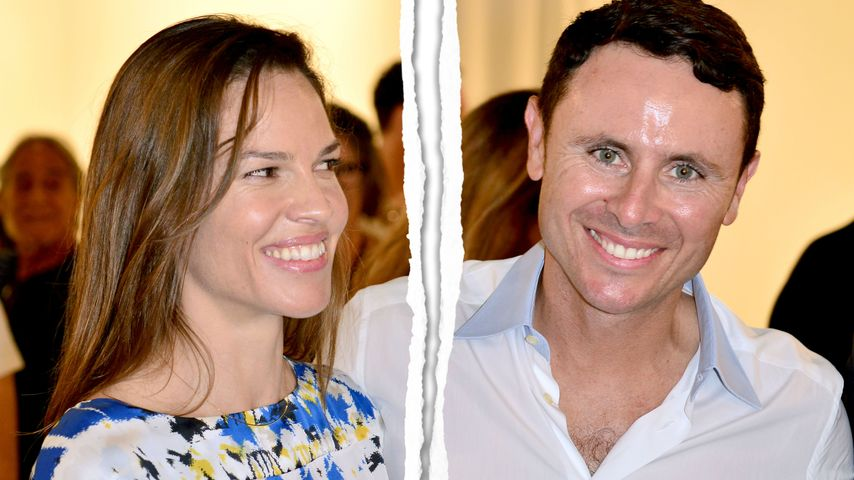 Hilary Swank löst Verlobung: Nächstes Hollywood-Liebes-Aus