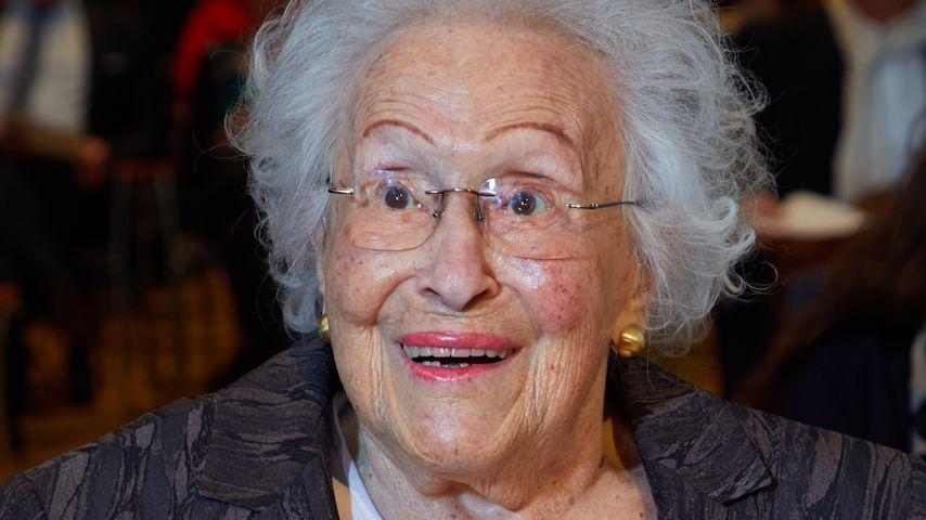 Deutschland - Kammersängerin Hilde Zadek im Alter von 101 Jahren gestorben