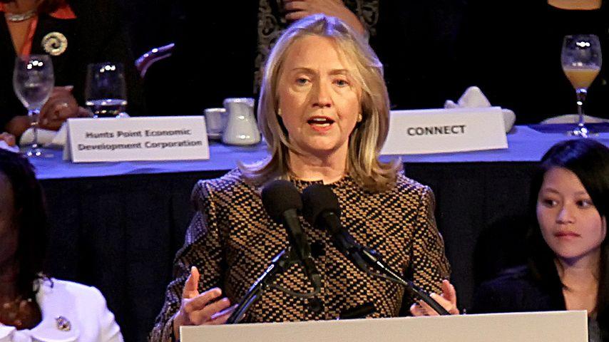Hillary Clinton: Mit Blutgerinnsel ins Krankenhaus