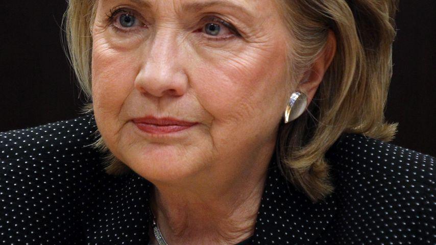 Hillary Clinton im Jahr 2014