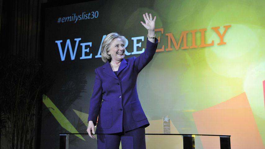 Sie kandidiert! Hillary Clinton will US-Präsidentin werden