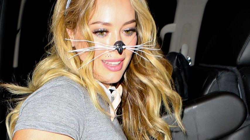 Hilary Duff ganz sexy: Graue Maus? Von wegen!