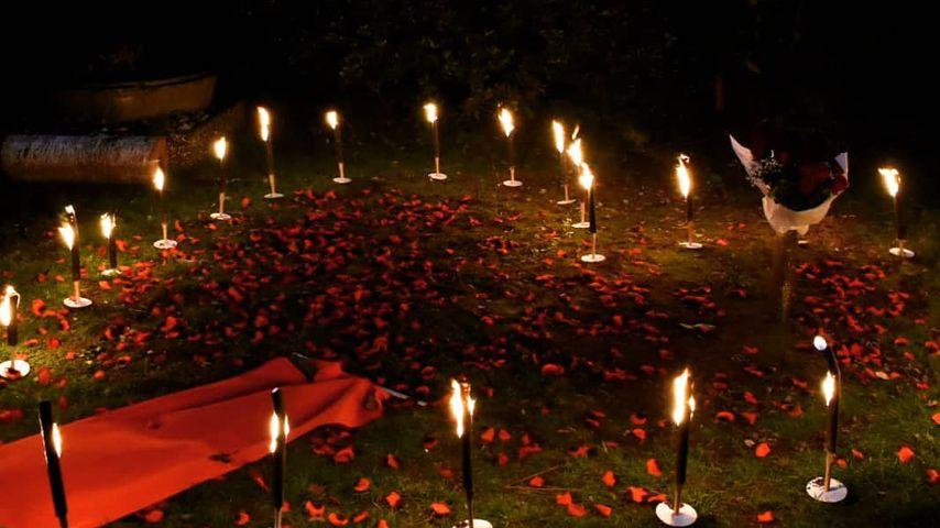 """""""Hochzeit auf den ersten Blick""""-Marcels Garten"""