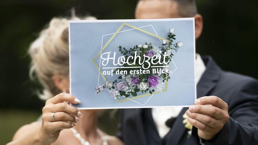 """""""Hochzeit auf den ersten Blick"""", Sat.1"""