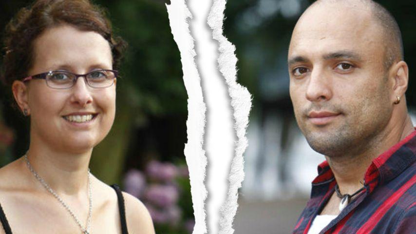 Kein Happy-End im TV: 1. Blind-Wedding-Scheidung!
