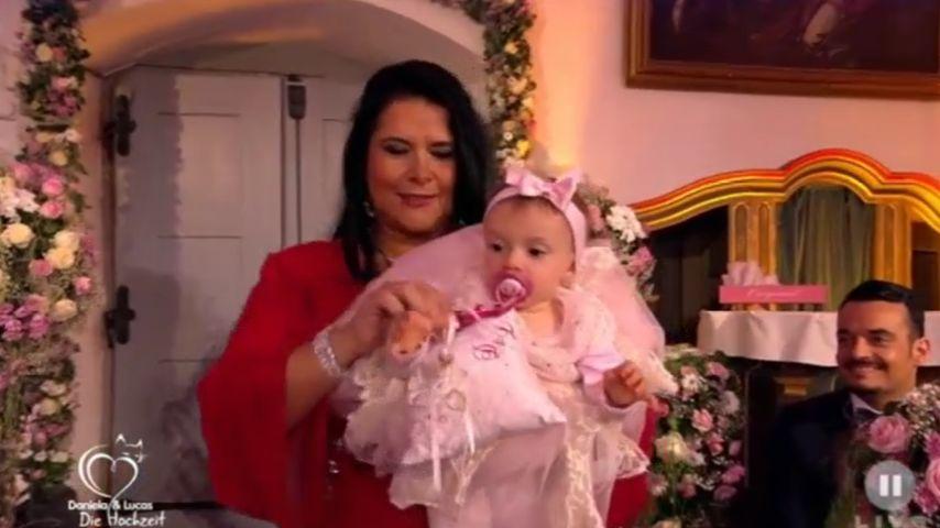 Danis Traum wird wahr: Sophia Cordalis bringt die Ringe!