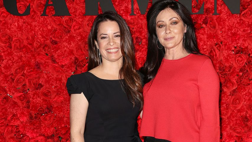 Holly Marie Combs und Shannen Doherty