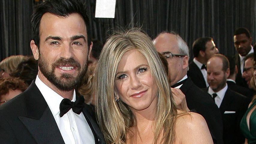 Hat Jennifer Aniston schon heimlich geheiratet?