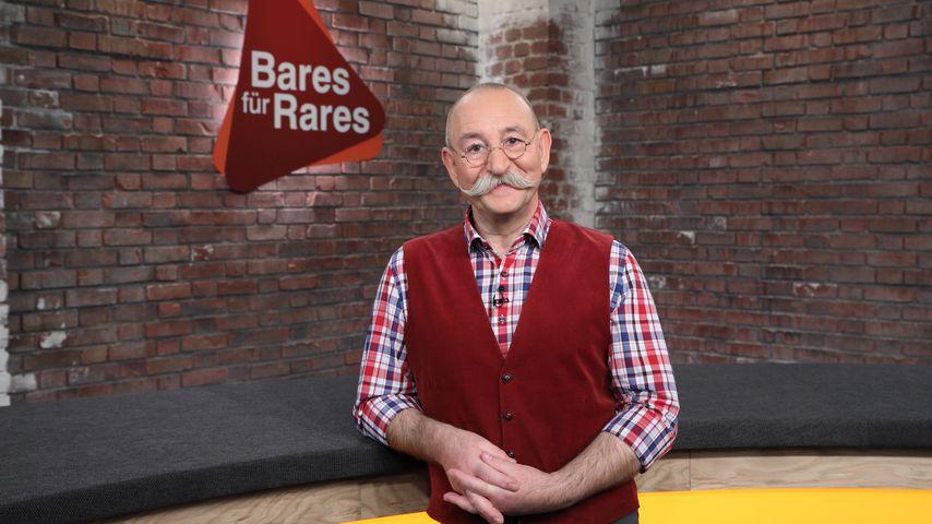 """60er-Plüschtier sorgt für Verwirrung bei """"Bares für Rares"""""""