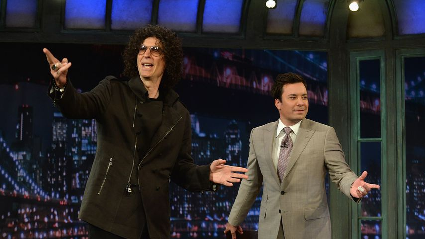 "Howard Stern zu Gast bei ""Late Night With Jimmy Fallon"""