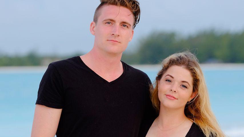 Hudson Sheaffer und Sasha Pieterse