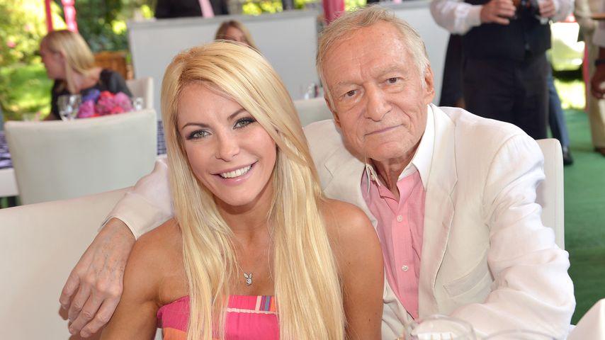 'Playboy' Hugh Hefner im engsten Freundes- und Familienkreis beigesetzt