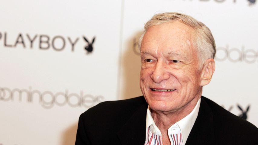 Hugh Hefner, Playboy-Gründer