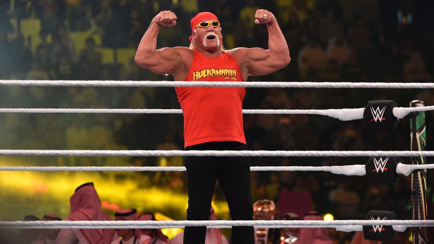 Hulk Hogan im November 2018