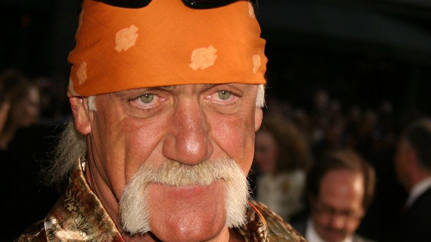 "Hulk Hogan bei der ""War of the Worlds""-Premiere in New York City"