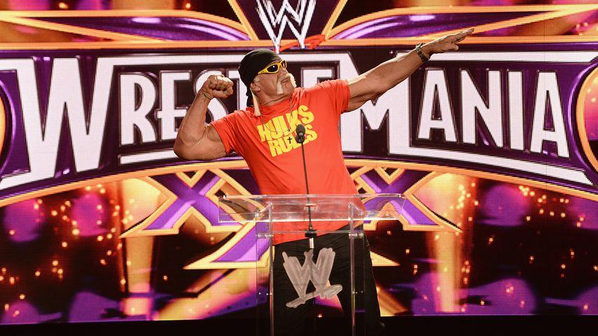 100 Mio. Dollar! Hulk Hogans Sex-Tape-Klage geht vor Gericht