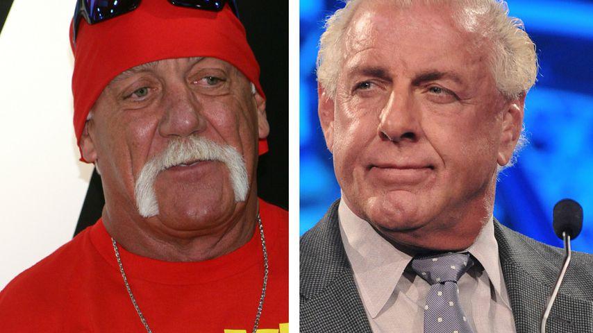Hulk Hogan verrät: So geht es Wrestling-Star Ric Flair jetzt