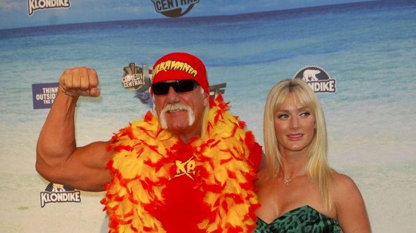 Hulk Hogan hat zum zweiten Mal geheiratet!