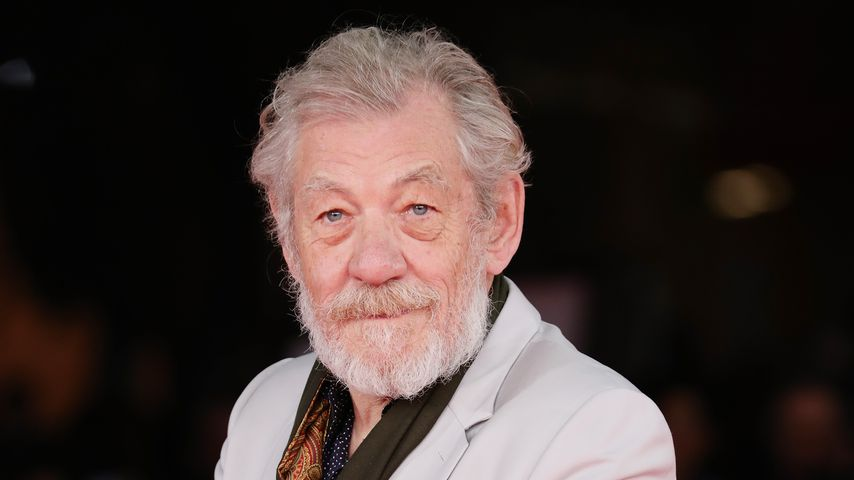 Ian McKellen im November 2017 in Italien