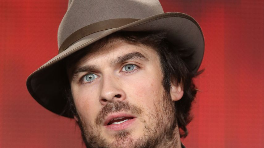 Ian Somerhalder in Kalifornien 2015