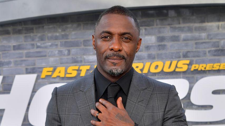 """Idris Elba bei der Premiere von """"Fast & Furious Presents: Hobbs & Shaw"""""""