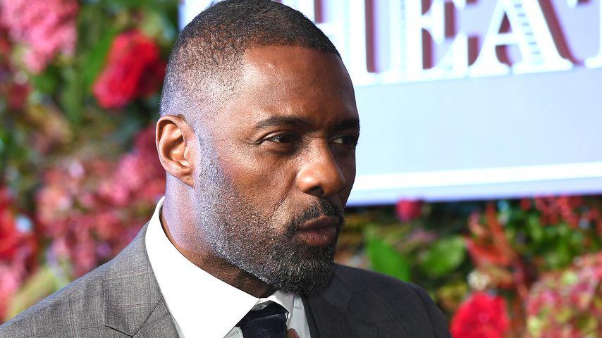Idris Elba bei den Evening Standard Theatre Awards 2018