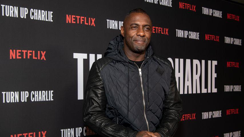 Idris Elba, DJ und Schauspieler