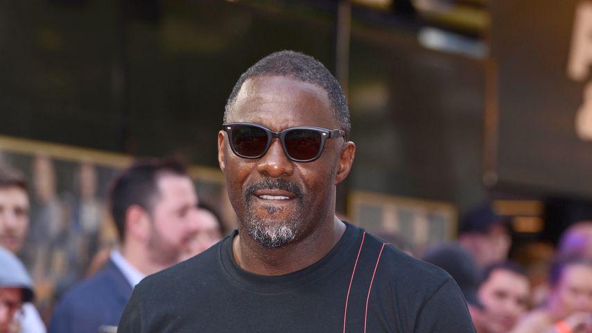 Schauspieler Idris Elba