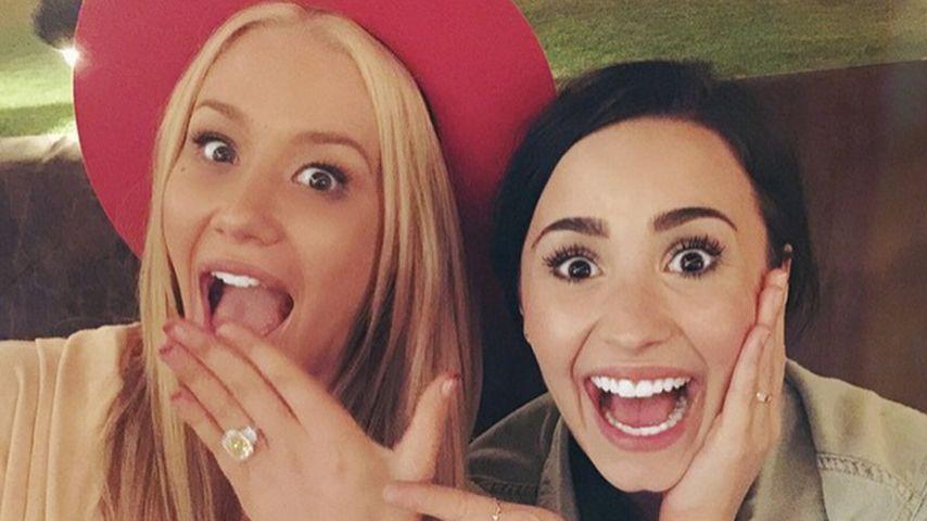 Stolze Demi Lovato: Sie freut sich riesig für Iggy Azalea
