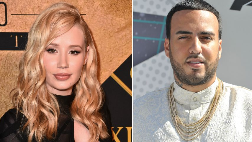 Ersatz für Nick Young: Iggy Azalea datet French Montana