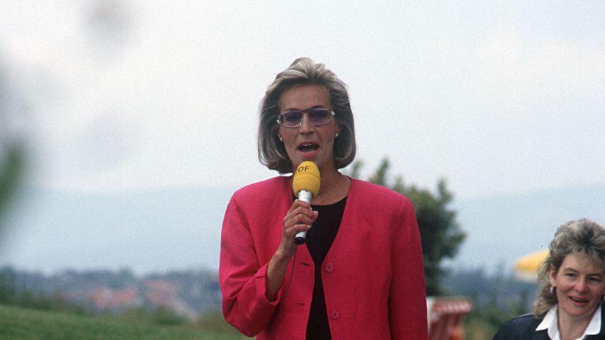 """Ilona Christen beim """"ZDF-Fernsehgarten"""""""