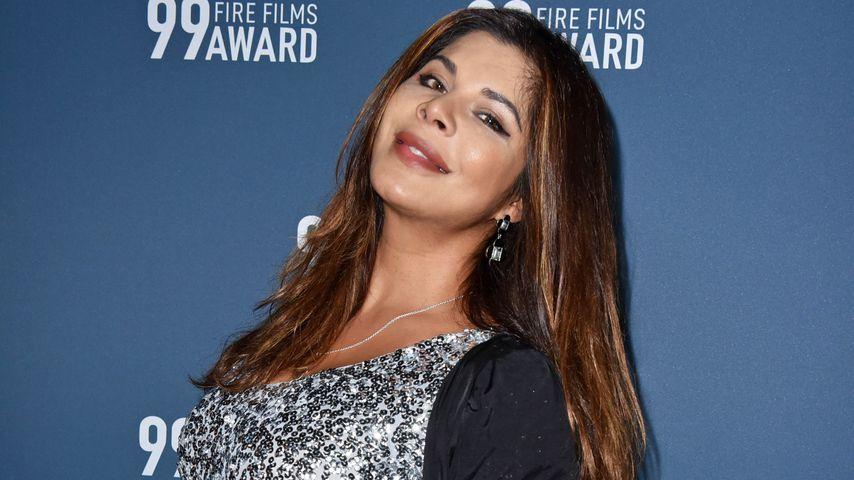 Indira Weis bei den 99Fire Film-Awards, 2019