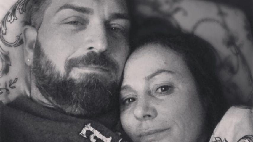Ingo Kantorek und seine Frau Suzana
