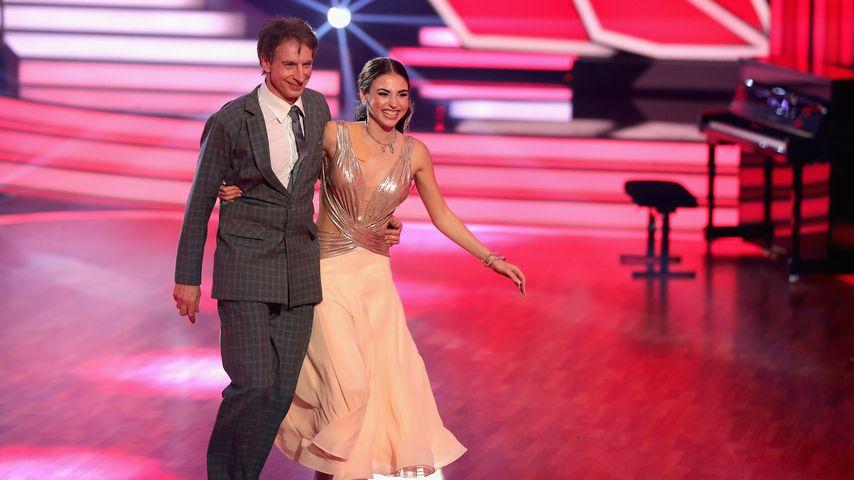 "Ingolf Lück und Ekaterina Leonova bei ""Let's Dance"""
