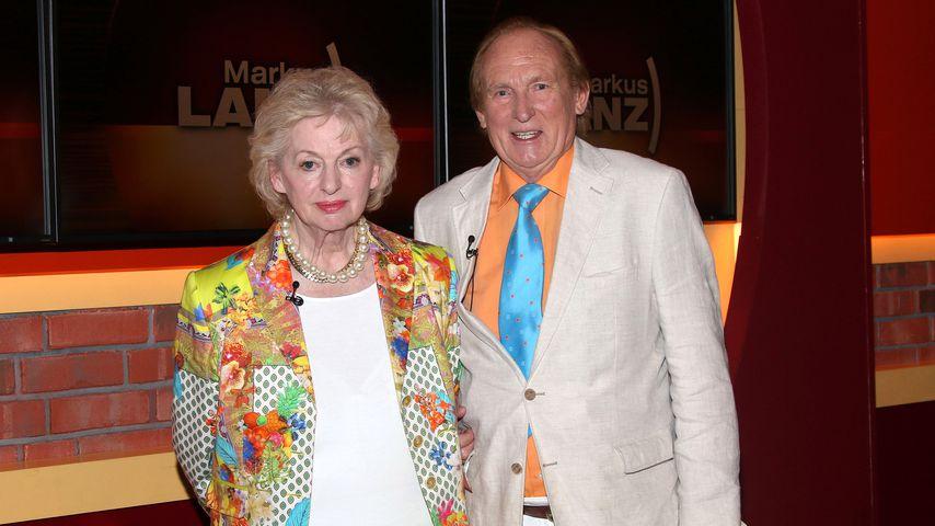 Ingrid Kalinowski und ihr Mann Klaus