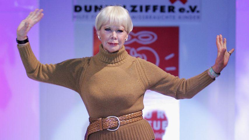 Ingrid van Bergen, TV-Bekanntheit
