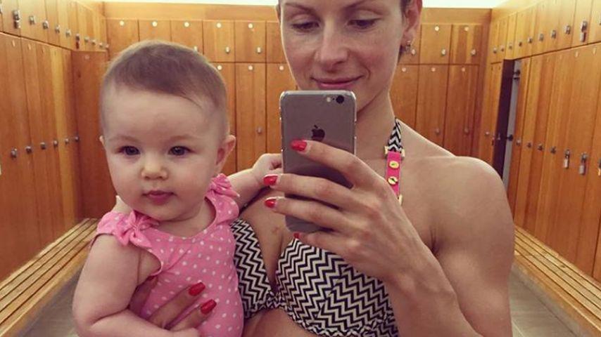 Fitnesswunder: Vom Babybauch zum Eightpack in 11 Monaten!