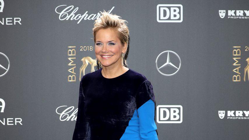 Inka Bause im November 2018 in Berlin
