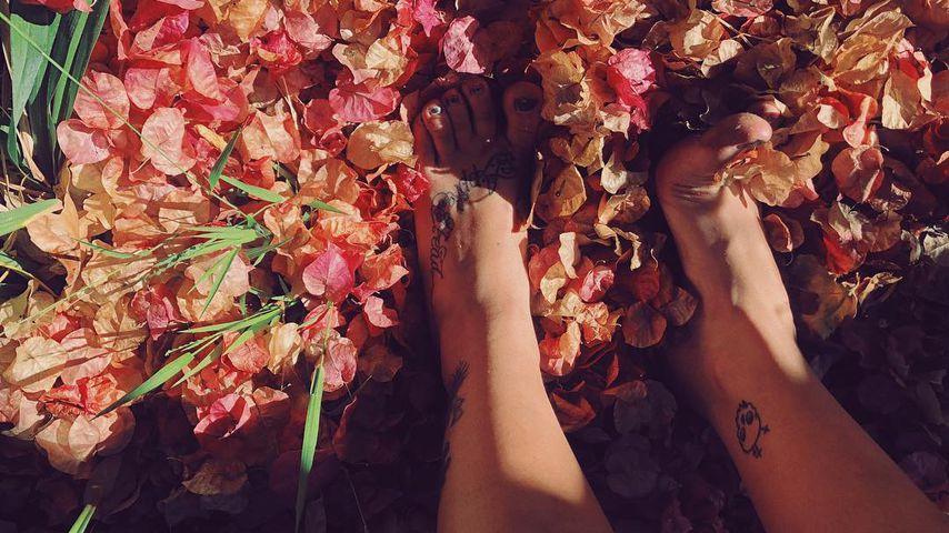 Instagram-Beitrag von Paris Jackson