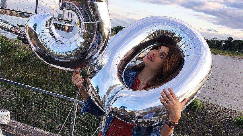 Schwangere B-Day-Beauty: Ira Meindl feiert 30. Geburtstag!