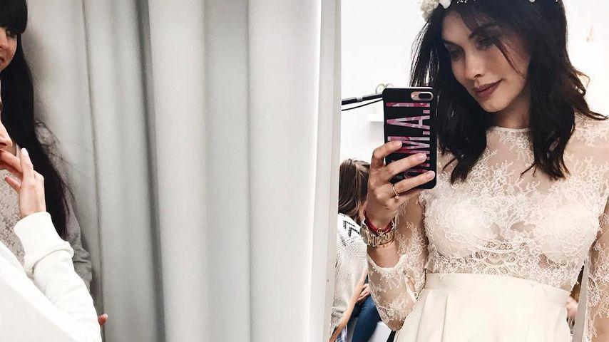Ex-GNTM-Star Ira Meindl: Mit Polizei zur eigenen Hochzeit!