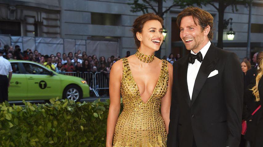 Irina Shayk und Bradley Cooper bei der Met Gala 2018
