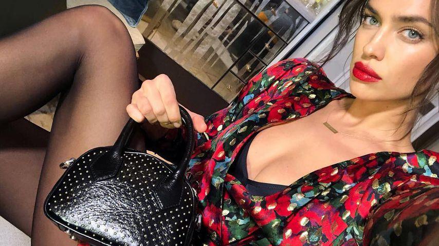Irina Shayk findet: Auch Mütter sollen sexy sein dürfen!