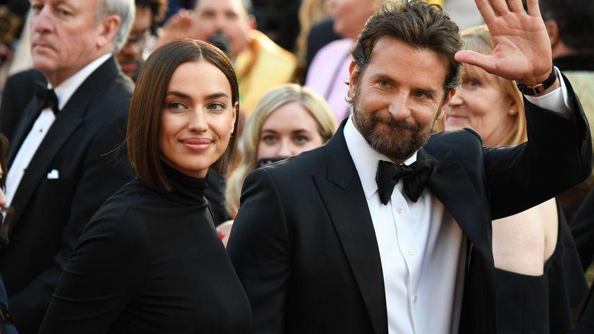Irina Shayk und Bradley Cooper bei den Academy Awards 2019