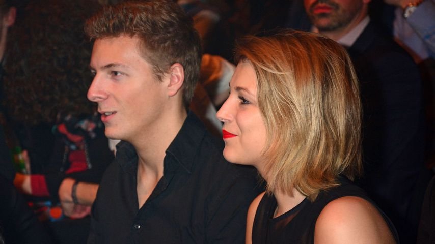 Iris Mareike Steen und ihr Ehemann Kevin, März 2015