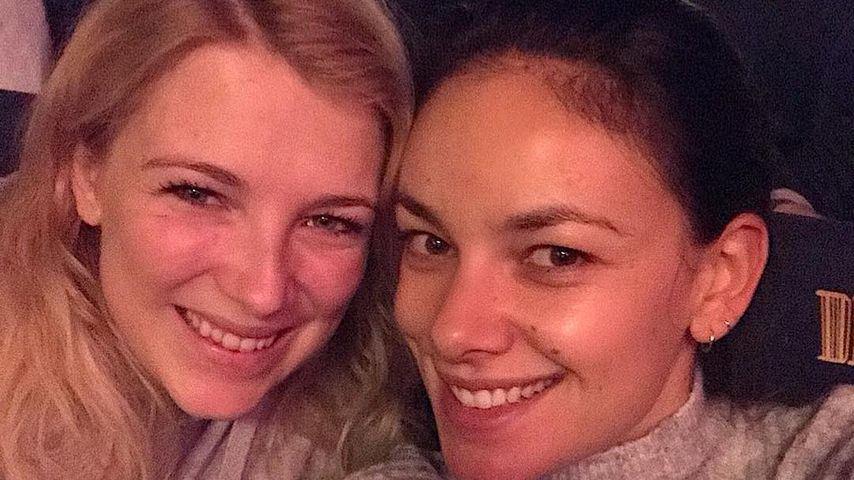 Iris Mareike Steen und Janina Uhse