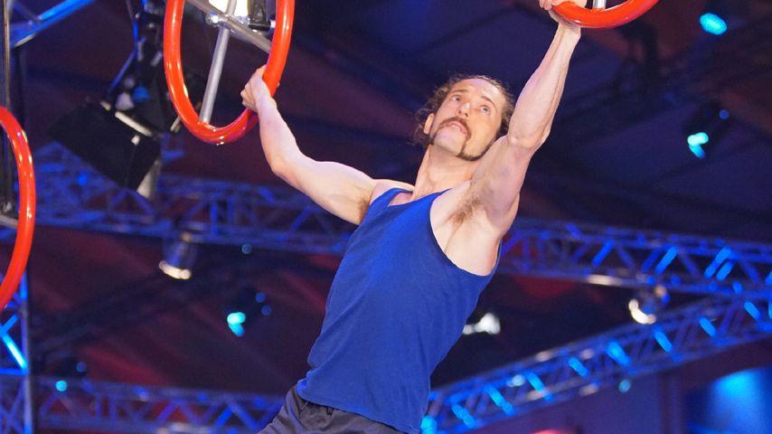 """Unfassbare Leistung: Dieser Star ist """"Ninja Warrior""""-König"""